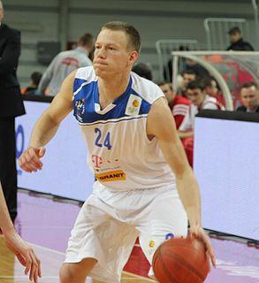 Montenegrin basketball player