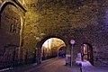 Maastricht, Onder de Bogen, bij avond02.JPG
