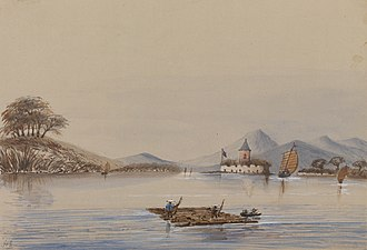 Battle of Macao Fort - Image: Macao Fort, Canton River