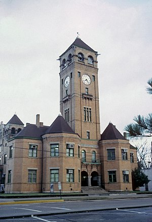 Macon County, Alabama - Image: Macon County Court House