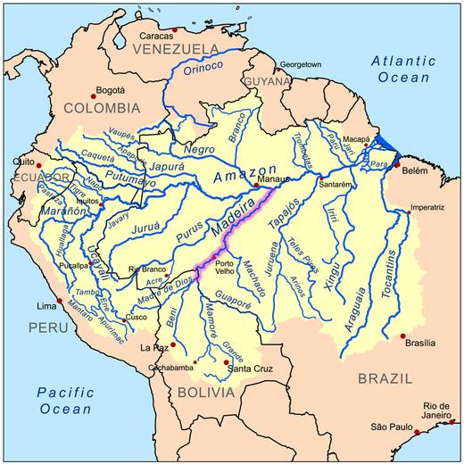 Madeira River
