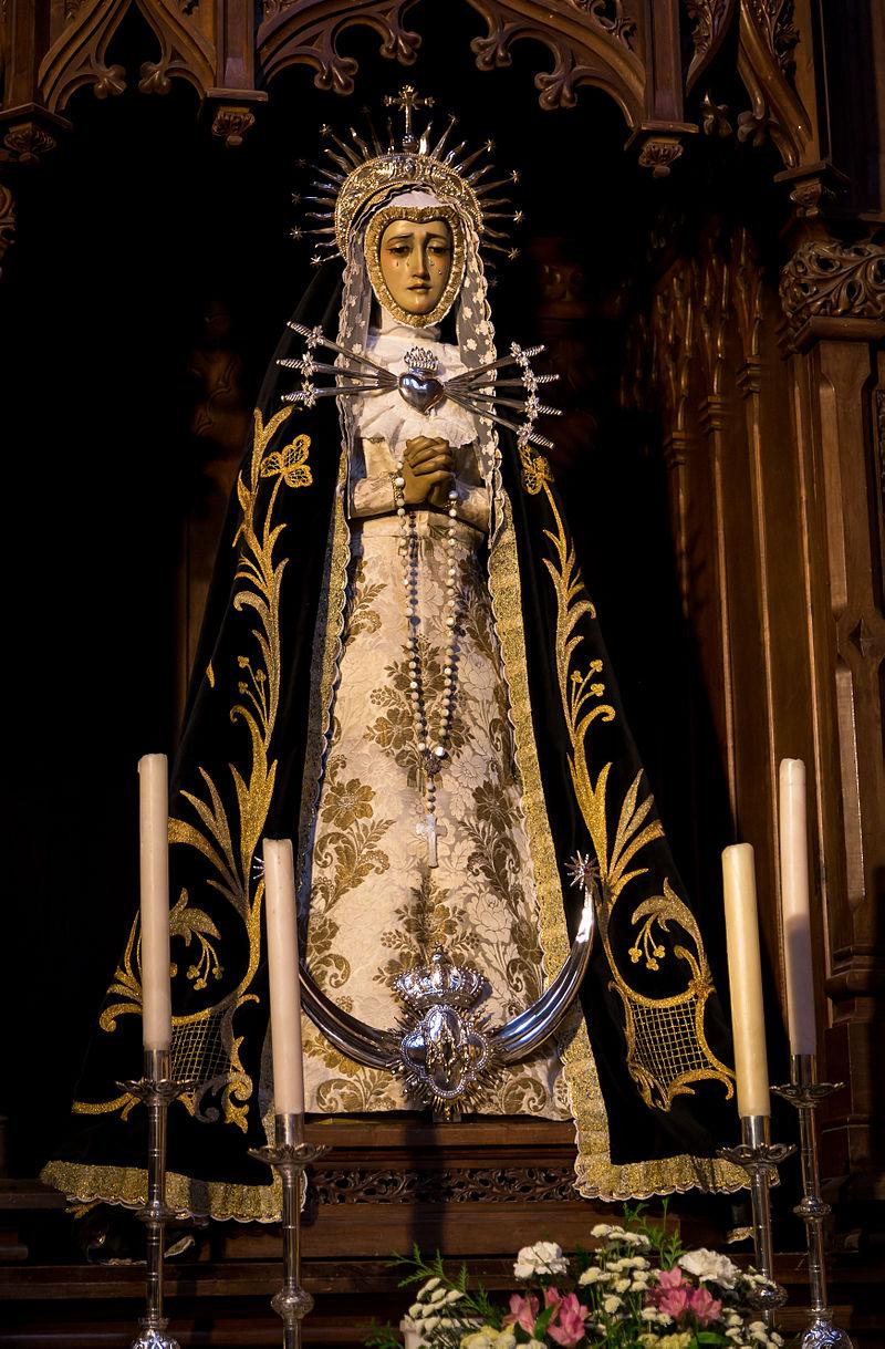 Madrid - Iglesia Santa Cruz - 130414 125602.jpg