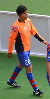 Ryoichi Maeda Japanese footballer
