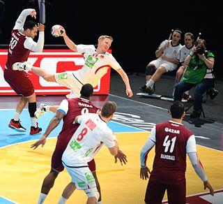 Magnus Jøndal Norwegian handball player