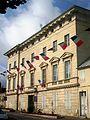Magny-en-Vexin (95), hôtel de ville, ancien hôtel de Crosne ou Saussay, 20 rue de Crosne 3.jpg