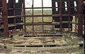 Main Auditorium Stage Area Under Construction - Convention Centre Complex - Science City - Calcutta 1995-April 063.JPG