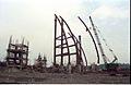 Main Auditorium Under Construction - Convention Centre Complex - Science City - Calcutta 1994-11-03 475.JPG
