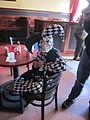 Maison Death Jester New Orleans Halloween 2011.JPG