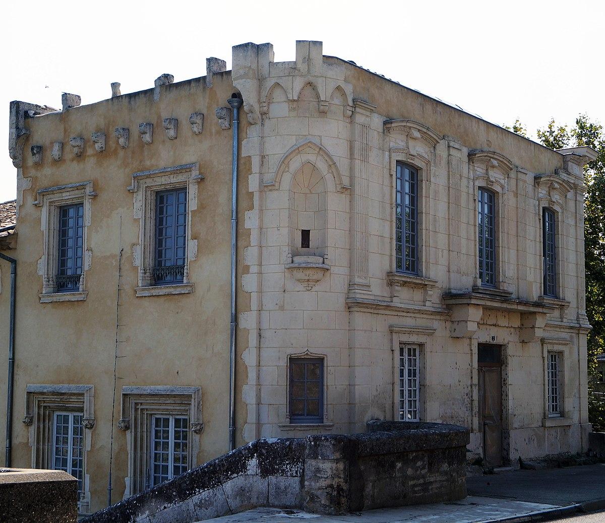 Maison du roi pont saint esprit wikip dia - Office du tourisme pont saint esprit ...