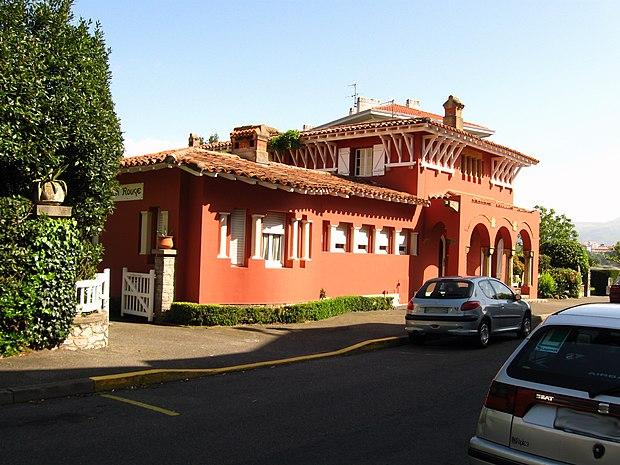 Monument historique à Hendaye