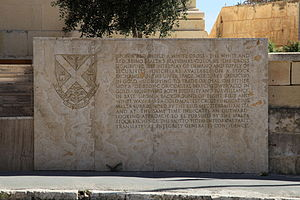 Malta Stock Exchange - Emblem of the Malta Stock Exchange