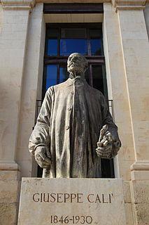 Giuseppe Calì Maltese painter