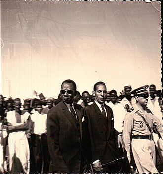 Mali Federation - Image: Mamadou Dia