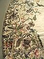 Man's waistcoat (left half) detail, England, 1725-1750, silk satin - Patricia Harris Gallery of Textiles & Costume, Royal Ontario Museum - DSC09345.JPG