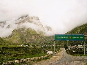Mana Pass - Mana Village, Badrinath, Uttarakhand, India