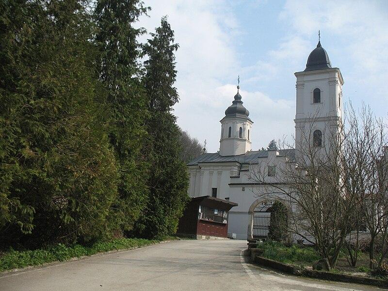 Manastiri Fruške Gore 800px-Manastir_Beocin2
