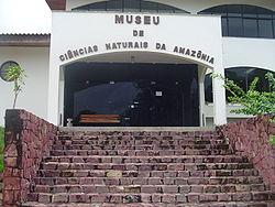 Museu de Ciências Naturais da Amazônia: um dos marcos da população japonesa no Amazonas.