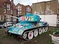Mandela Way T-34 Tank in 2016.jpg
