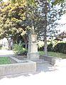 Manheim Wegekreuz am Kriegerdenkmal.JPG