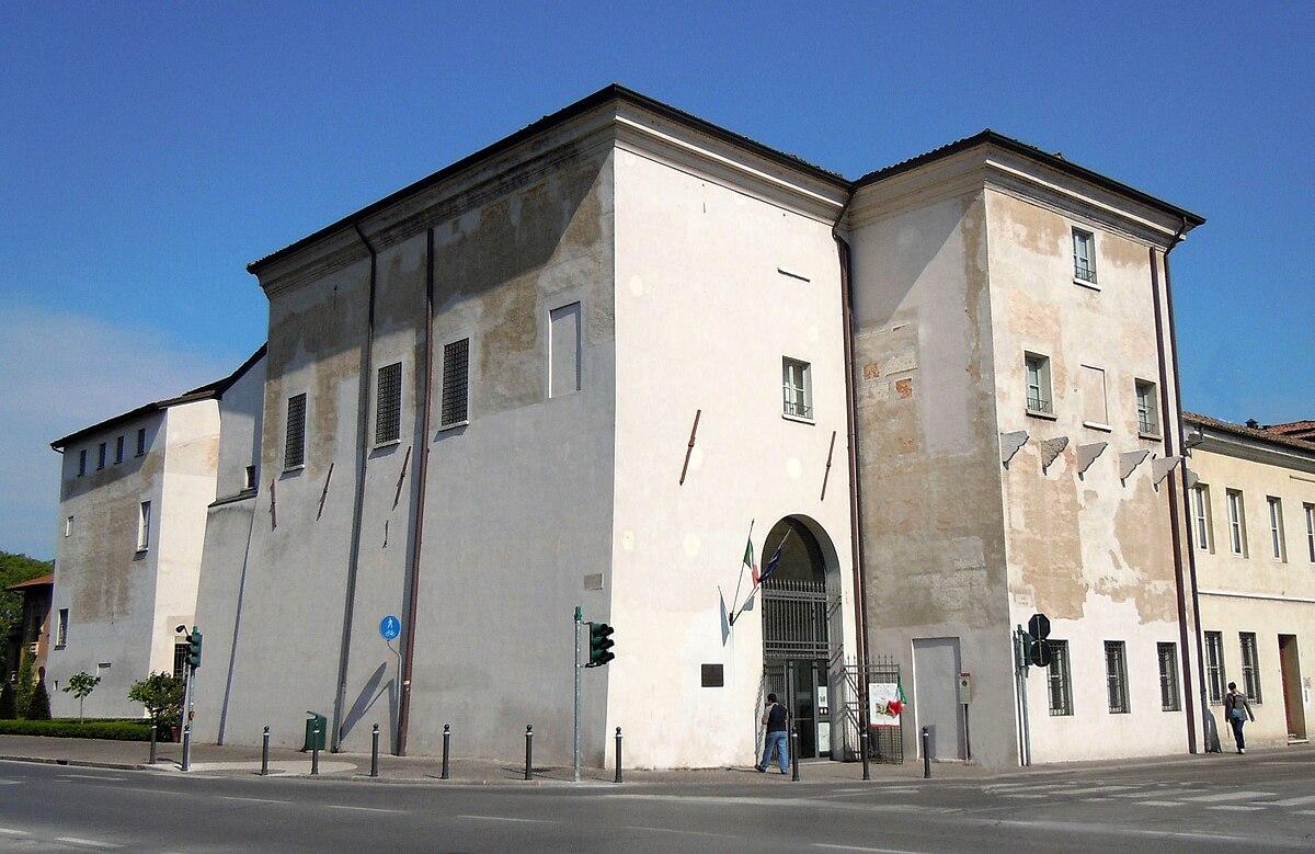 Palazzo san sebastiano wikipedia - Palazzo turchi di bagno ...