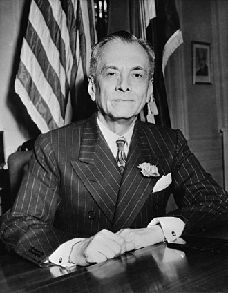 Quezon City - Commonwealth President Manuel L. Quezon.