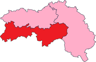Ornes 1st constituency Constituency of the French Fifth Republic