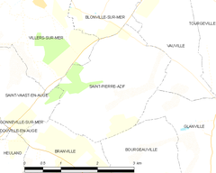 Map commune FR insee code 14645.png