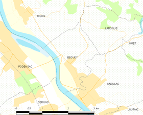 Map commune FR insee code 33040.png
