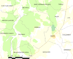 Map commune FR insee code 58130.png