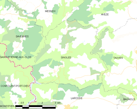 Map commune FR insee code 63421.png