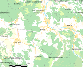 Map commune FR insee code 88009.png