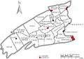 Map of Perry County Pennsylvania With Municipal and Township Labels.png