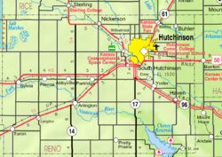 Hutchinson Ks Zip Code Map.Hutchinson Kansas Wikipedia