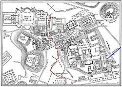kart over roma sentrum Cloaca Maxima – Wikipedia kart over roma sentrum