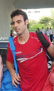 Marcel Granollers Spanish tennis player