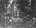 Marcellin-Gilbert Desboutin - Tuinfeest I (andere titel, Romantisch groepje) - SA 1318 - Amsterdam Museum.jpg