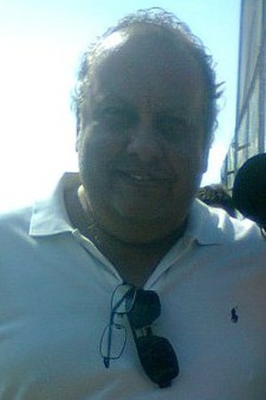 Club Olimpia - Marcelo Recanate, president of Club Olimpia.