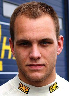 Marco Sørensen Danish racing driver