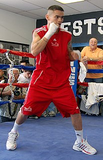 Marcos Maidana Argentine boxer