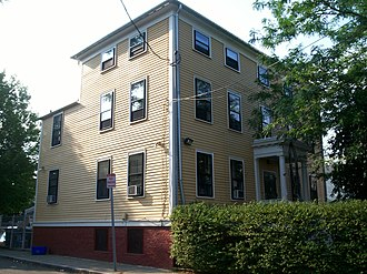 Margaret Fuller - Birthplace and childhood home of Margaret Fuller