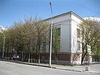 Mari national museum Main building.jpg