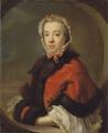 Maria Juliana Jennings, 1731-1793 eller Elisabet Jennings, 1734-1801 (Johan Henrik Scheffel) - Nationalmuseum - 40089.tif