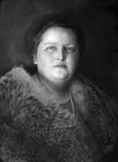 Maria Wojciechowska First Lady of Poland from 1922 to 1926