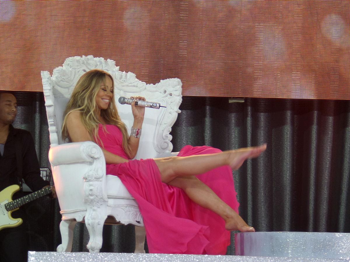 Me. I Am Mariah... The... Mariah Carey Merry Christmas Wiki