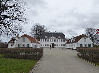 Marienborg official residence