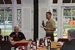 Marine aviator addresses depot Museum Historical Society 111025-M-KJ455-029.jpg