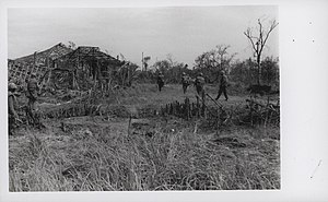 Đông Hà Combat Base - 2/4 Marines search Dai Do village, May 1968