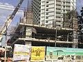 Mario Kleff and Wandeegroup building the Laguna Heights condominium.jpg