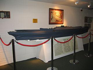 Cockle Mark II canoe