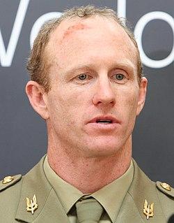 Mark Donaldson Recipient of the Victoria Cross